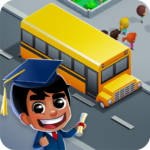 Idle High School Tycoon – Management Game  MOD (Unlimited Money) 1.1.1