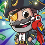 Idle Pirate Tycoon  MOD (Remove Ads) 1.6.1