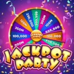 Jackpot Party Casino Games: Spin FREE Casino Slots  MOD (Unlimited Money) 5025.00