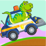 Kids Car Racing Game Free  MOD (Unlimited Money) 3.8