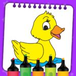 Kids Coloring Book Paint & Coloring Games for Kids  MOD 1.0.1.2