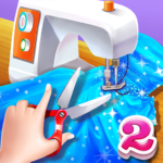 ✂️🧵Little Fashion Tailor 2 – Fun Sewing Game  MOD (Unlimited Money)6.6.5066
