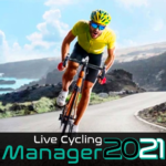 Live Cycling Manager 2021  1.37 MOD (Unlimited pack)