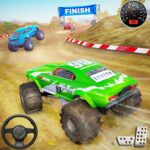 Monster Truck Car Racing Game 1.0.7 MOD (Unlimited Gold)