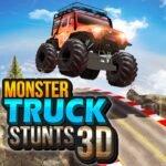 Monster Truck Game: Impossible Car Stunts 3D 1.1.0 MOD