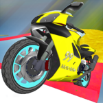 Motorcycle Escape Simulator – Fast Car and Police  MOD (Unlimited Money)2.1