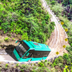 Offroad Mountains Bus Driving Simulator MOD (Unlimited Money)1.6