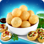 Panipuri Maker Indian Cooking Game  MOD (Unlimited Money) 1.0.03