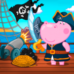Pirate Games for Kids  MOD (Unlimited Money)1.2.5