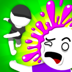 Pogo Paint: 1v1 Ball Throw Sports Game  MOD (Unlimited Money)1.0.22