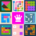 Puzzledom – classic puzzles all in one  MOD (Unlimited Money)8.0.3