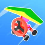 Road Glider – Flying Game  MOD (Unlimited Money) 1.0.28
