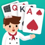 Solitaire : Cooking Tower  MOD (Unlimited Money) 1.4.2