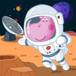 Space for kids. Adventure game  MOD 1.1.8