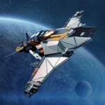 Star Conflict Heroes 3D RPG Online  MOD (Unlimited Money)1.7.24.28405