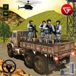 US Army Truck Driving 2021: Real Military Truck 3D  MOD (Unlimited Money)1.0.9