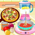 Yummy Pizza, Cooking Game  MOD (Unlimited Money)6.64.0