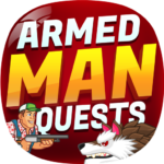 Armed Man Quests Game 1.0 MOD