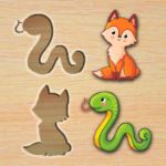 Baby Puzzles Animals for Kids 1.0.2 MOD (Unlimited Pack)