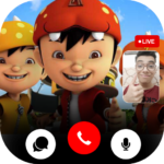 Call From Boboiboy™  📞 Video call and Chat 0.1 MOD