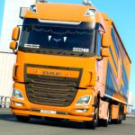 Euro Truck Driving Simulator Game 1.4 MOD (Unlimited €)