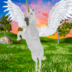 Flying Horse Simulator 2021 1.1 MOD (Unlimited Coins)