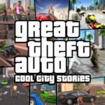Great Theft Auto Cool City Stories  MOD 1.1