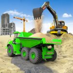 Heavy Construction Simulator Game 1.0.2 MOD (Unlimited Coins)