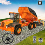 Hill Road Construction Games 1.5 MOD (Unlimited coins)