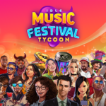 Idle Music Festival Tycoon 0.10.7 MOD (No Ads)