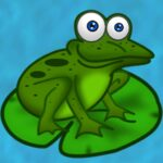 The Jumping Frog join the dots 1.0.45 MOD